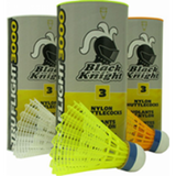Black Knight Tru Flight 3000 Shuttles - Yumo Pro Shop - Racket Sports online store