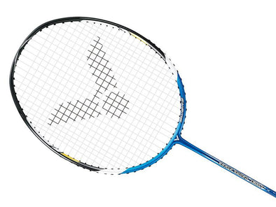 Victor Brave Sword 1900 F Badminton Racket [Blue]