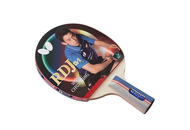 Butterfly RDJ CS-2 Table Tennis Racket Table Tennis RacquetButterfly - Yumo Pro Shop - Racquet Sports online store