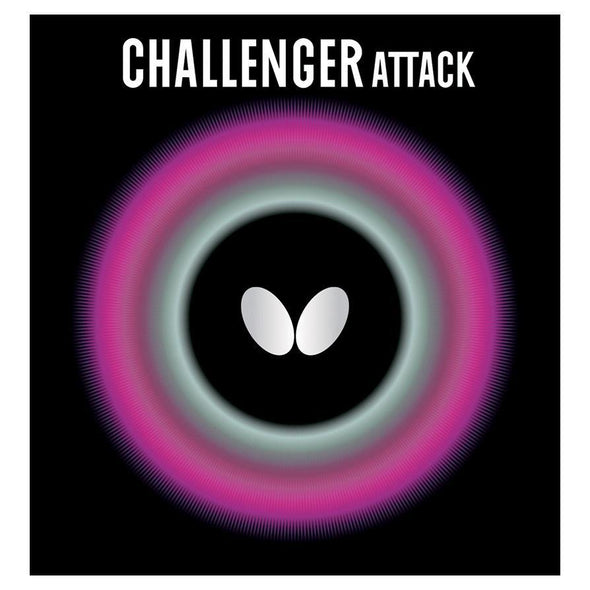Butterfly Challenger Attack Rubber