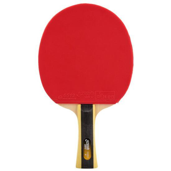 DHS T1002 Shakehand (FL) Racket Set Table Tennis RacquetDHS - Yumo Pro Shop - Racquet Sports online store