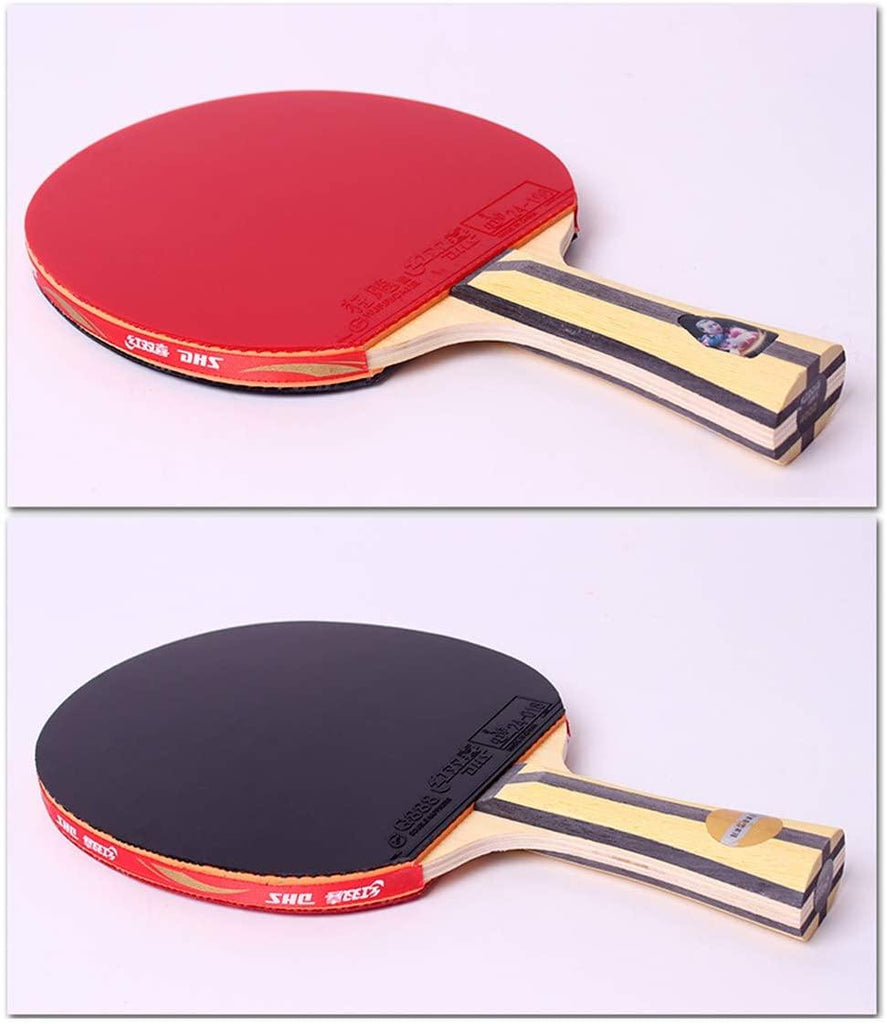 DHS T4002 Shakehand (FL) Racket Table Tennis RacquetDHS - Yumo Pro Shop - Racquet Sports online store