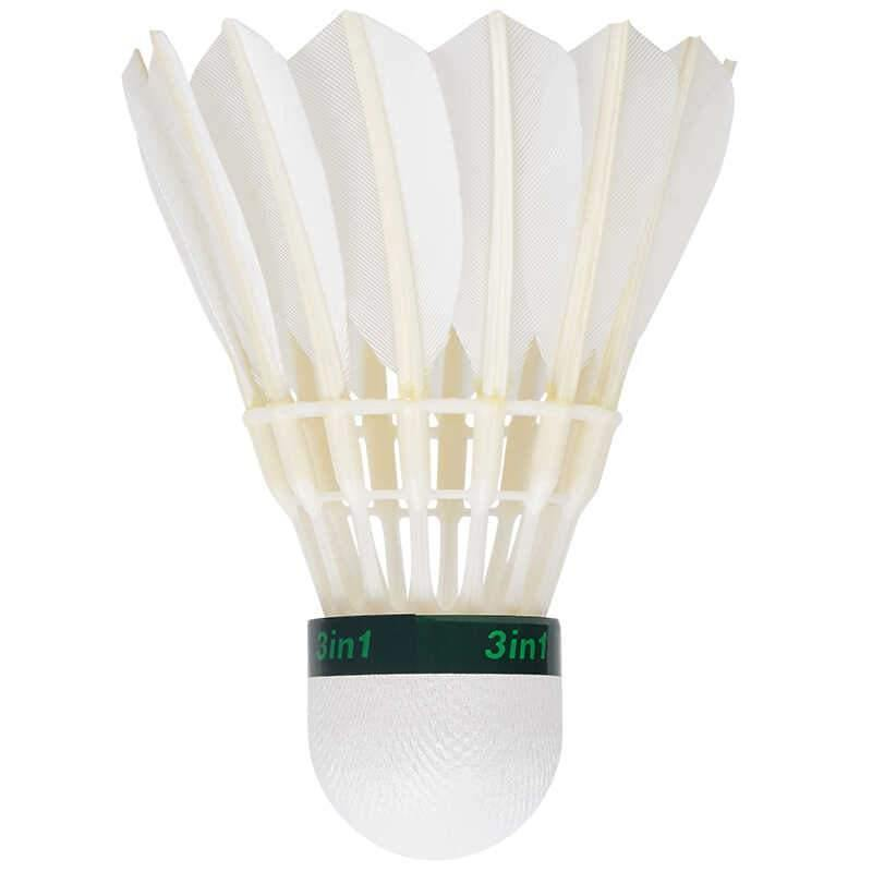 DHS TR-412 Goose Feather Shuttlecock ShuttlesDHS - Yumo Pro Shop - Racquet Sports online store