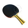 DHS T4003 Shakehand (FL) Long pips Racket Set