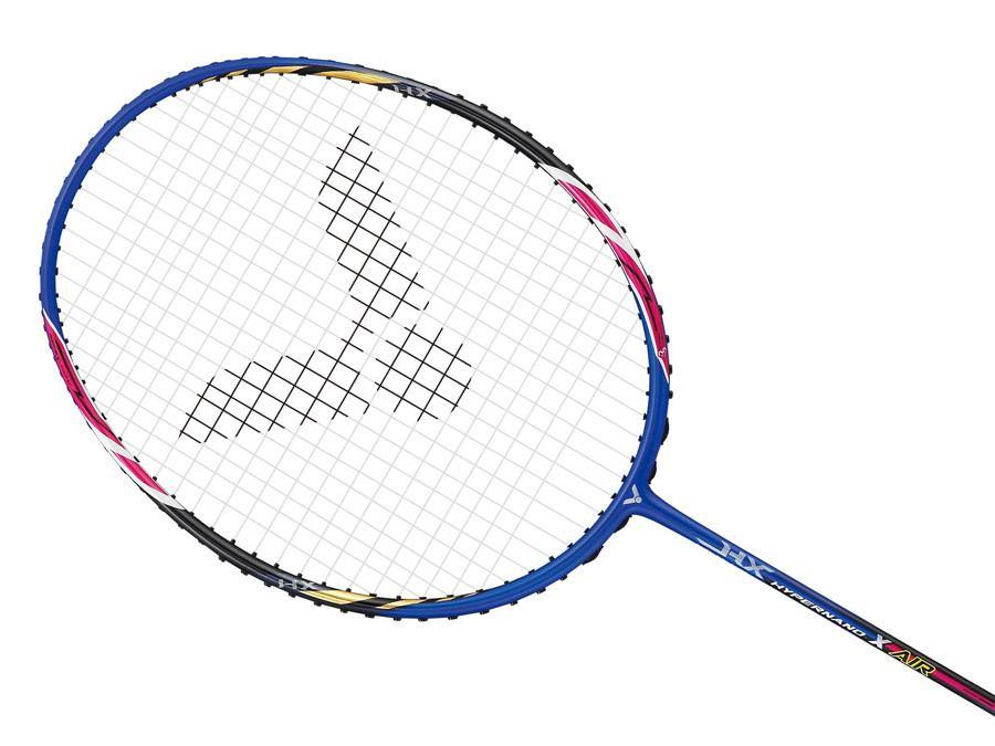 Victor HyperNano X Air Badminton Racket - Yumo Pro Shop - Racket Sports online store - 1