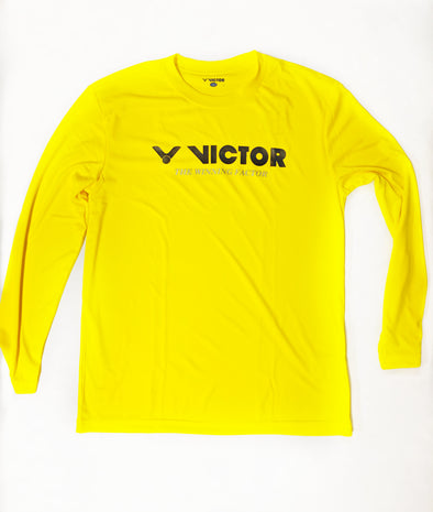 Victor T-1027E Unisex Long Sleeve Shirt