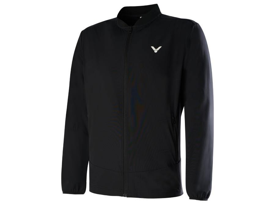 Victor J-00607C Track Jacket Black ClothingVictor - Yumo Pro Shop - Racquet Sports online store