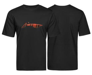 Li Ning World Championship Men's Badminton T-shirt [BLACK]