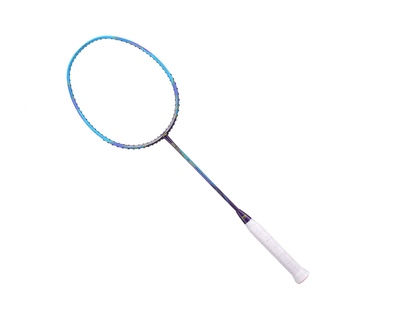 Li-Ning 3D Calibar 001 badminton Racket (Blue/Purple) [AYPP008]