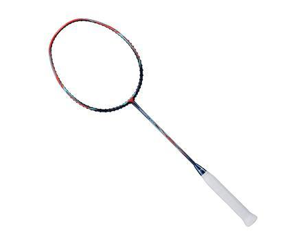 Li Ning Aeronaut 6000 Unstrung Badminton Racket (Blue/Orange) [AYPQ006]