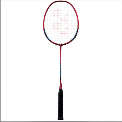 Yonex 2019 Muscle Power 1 Badminton Racket Strung [Red]