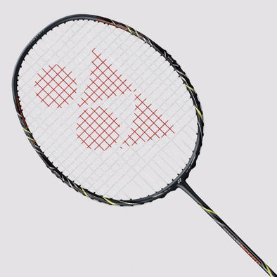 Yonex Nanoray Speed Strung Badminton Racket 2017 [Dark Grey]