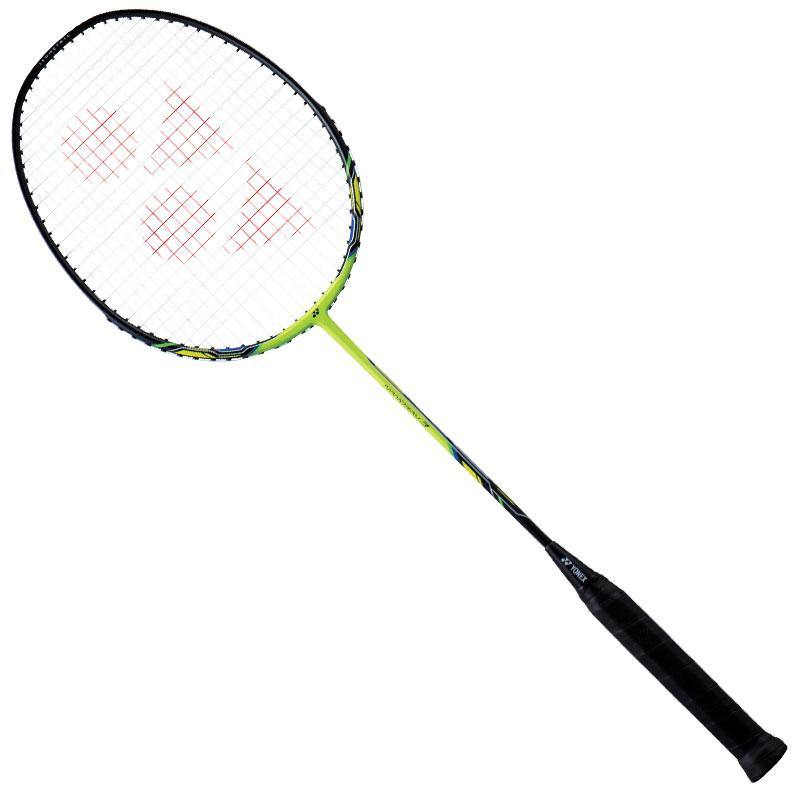 Yonex Nanoray 3 Strung Badminton Racket [Lime/black] Badminton Racket below 150Yonex - Yumo Pro Shop - Racquet Sports online store