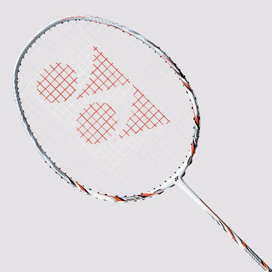 Yonex Nanoray 700 FX Badminton Racket [White/Red]