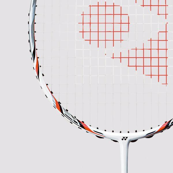 Yonex Nanoray 700 FX Badminton Racket [White/Red] Specialyonex - Yumo Pro Shop - Racquet Sports online store
