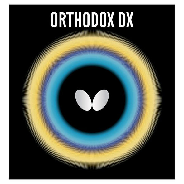 Butterfly Orthodox DX Rubber