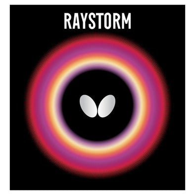 Butterfly Raystorm Rubber