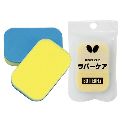 Butterfly Rubber Care Sponge