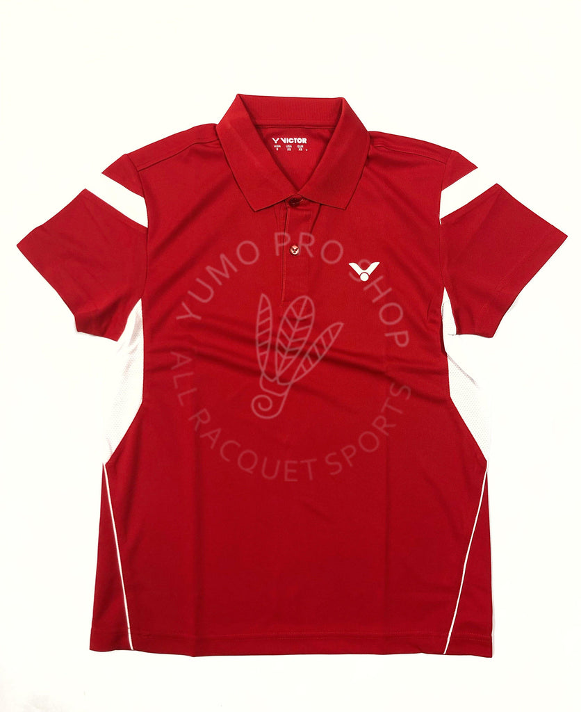 Victor S-2008D Unisex Polo Shirt ClothingYUMO PRO SHOP - Yumo Pro Shop - Racquet Sports online store