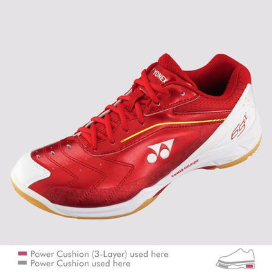 YONEX Power Cushion 65 Alpha Wide Badminton Shoes - Yumo Pro Shop - Racket Sports online store - 1