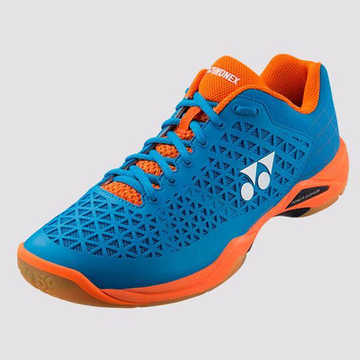 Yonex Power Cushion Eclipsion X Men's Court Shoes [Blue/Orange]