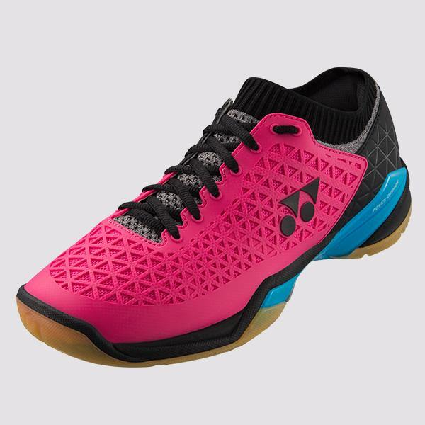 Yonex Power Cushion Eclipsion Z Men's  Court Shoes [Pink/Blue] timerYonex - Yumo Pro Shop - Racquet Sports online store