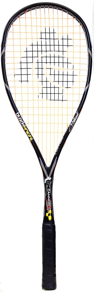 Black Knight Ion Cannon PS Castagnet Squash Racquet [Black] Squash RacquetBlack Knight - Yumo Pro Shop - Racquet Sports online store