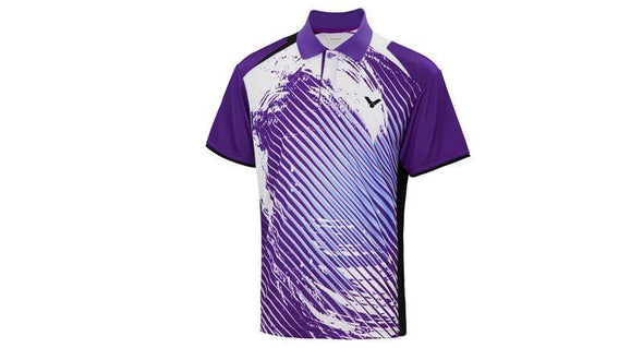 VICTOR S-4006J UNISEX COLLARED SHIRT - Yumo Pro Shop - Racket Sports online store