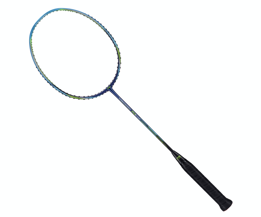 Li-Ning Turbo Charging 70C badminton Racket (Blue) [AYPM418] Badminton Racket above 150Li Ning - Yumo Pro Shop - Racquet Sports online store