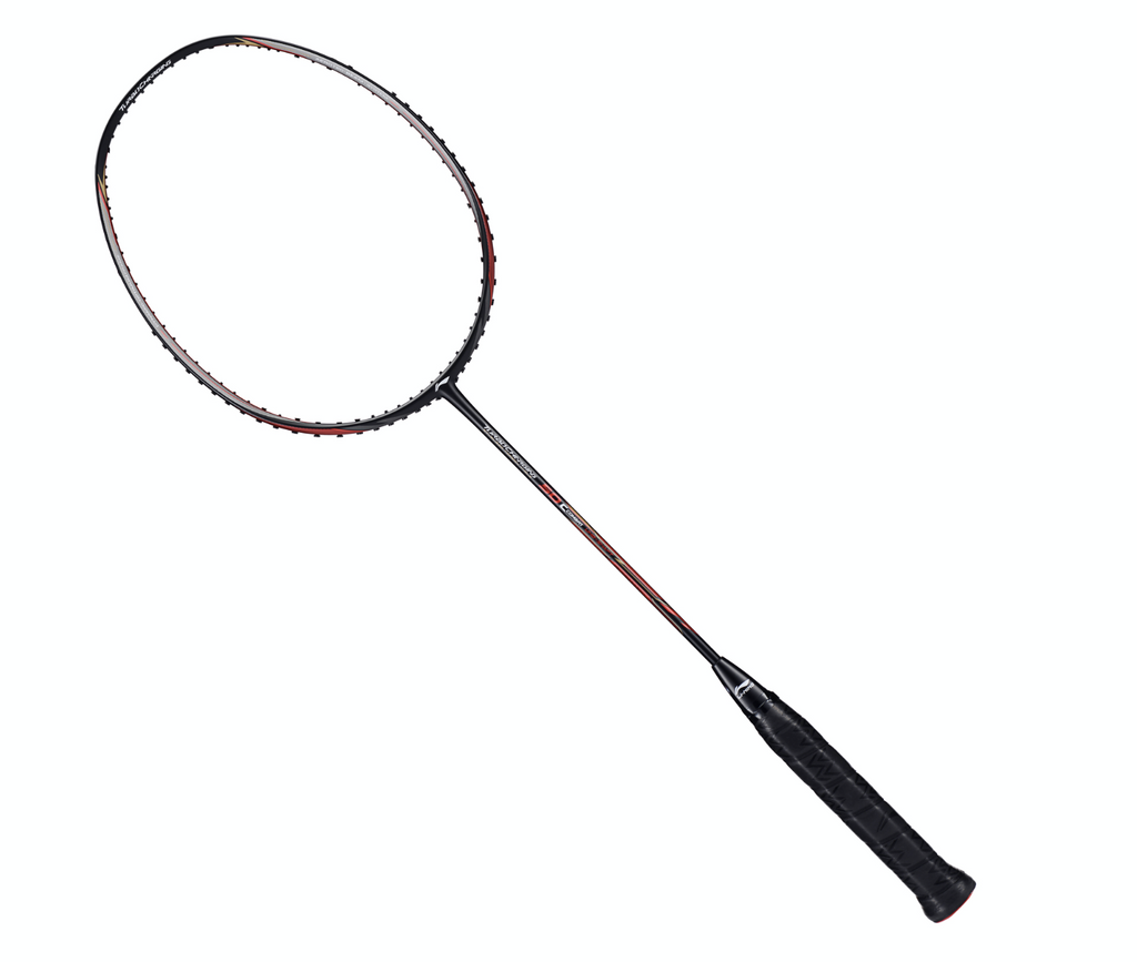 Li-Ning Turbo Charging 50C badminton Racket (Black/Red) [AYPP046] Badminton Racket below 150Li Ning - Yumo Pro Shop - Racquet Sports online store