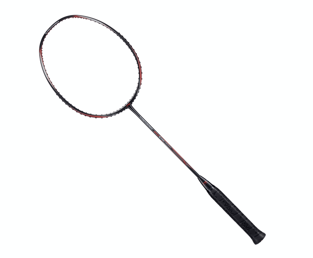 Li-Ning Turbo Charging 20C badminton Racket (Black/Red) [AYPP022] Badminton Racket below 150Li Ning - Yumo Pro Shop - Racquet Sports online store