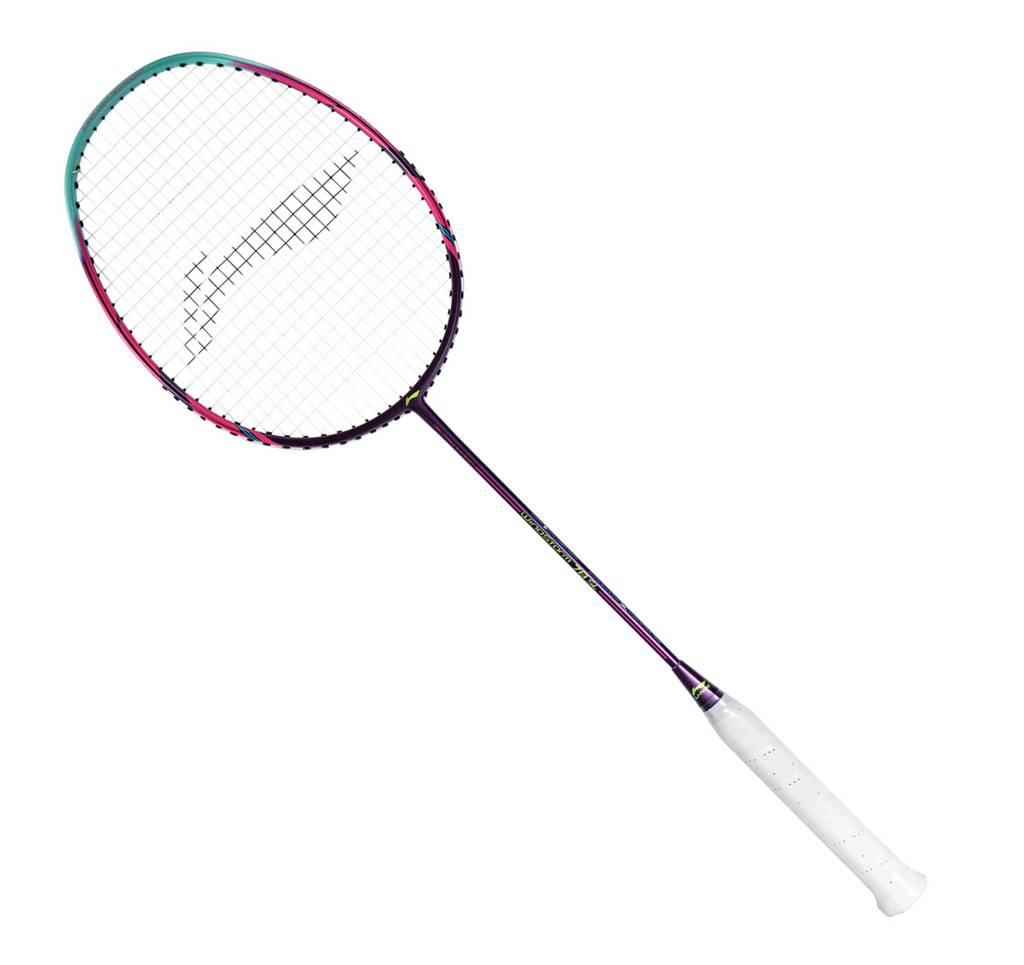 Li Ning WindStorm 78SL III badminton Racket (Purple) [AYPP556-5] Badminton Racket below 150Li Ning - Yumo Pro Shop - Racquet Sports online store