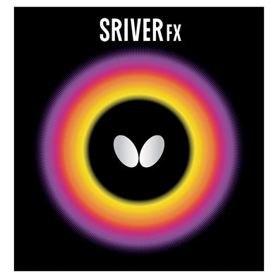 Butterfly Sriver FX Rubber