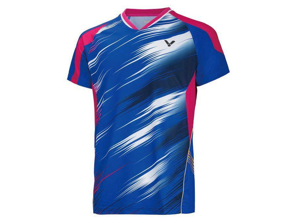 Victor T-6500F/C Rio Olympic Korean National Team Men's T-Shirt - Yumo Pro Shop - Racket Sports online store - 1