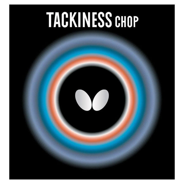 Butterfly Tackiness Chop Rubber