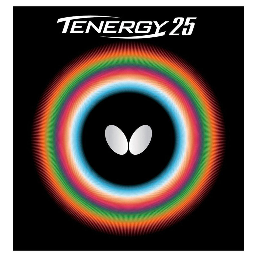 Buttefly Tenergy 25 Rubber Table Tennis RubberButterfly - Yumo Pro Shop - Racquet Sports online store