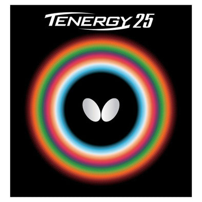 Buttefly Tenergy 25 Rubber