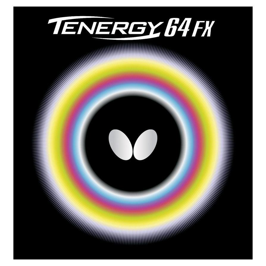 Butterfly Tenergy 64 FX Rubber Table Tennis RubberButterfly - Yumo Pro Shop - Racquet Sports online store