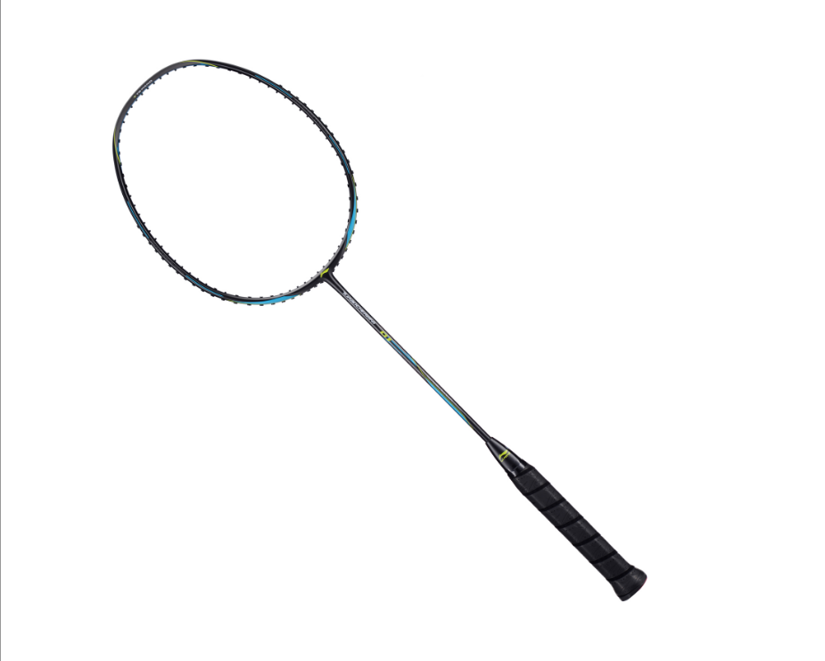 Li-Ning Turbo Charging 01 badminton Racket (Black/Blue) [AYPP044] Badminton Racket below 150Li Ning - Yumo Pro Shop - Racquet Sports online store