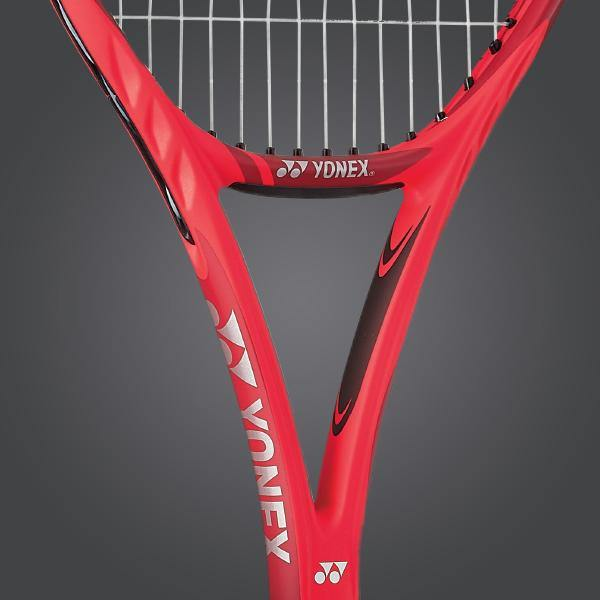 Yonex VCore 98 Unstrung Tennis Racket [Flame Red] Tennis RacketYonex - Yumo Pro Shop - Racquet Sports online store