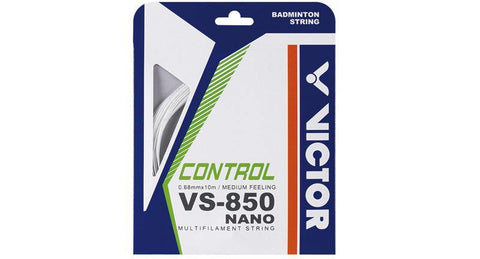 Victor VS-850 Nano Badminton String - Yumo Pro Shop - Racket Sports online store