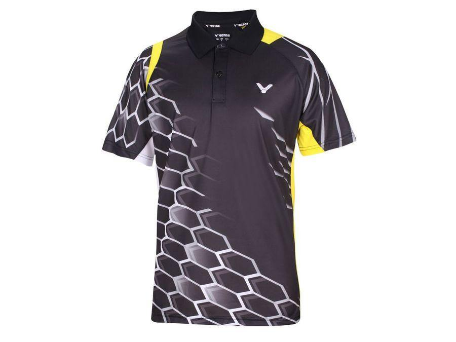 Victor S5004C/M/O Unisex Collared Shirt - Yumo Pro Shop - Racket Sports online store - 1
