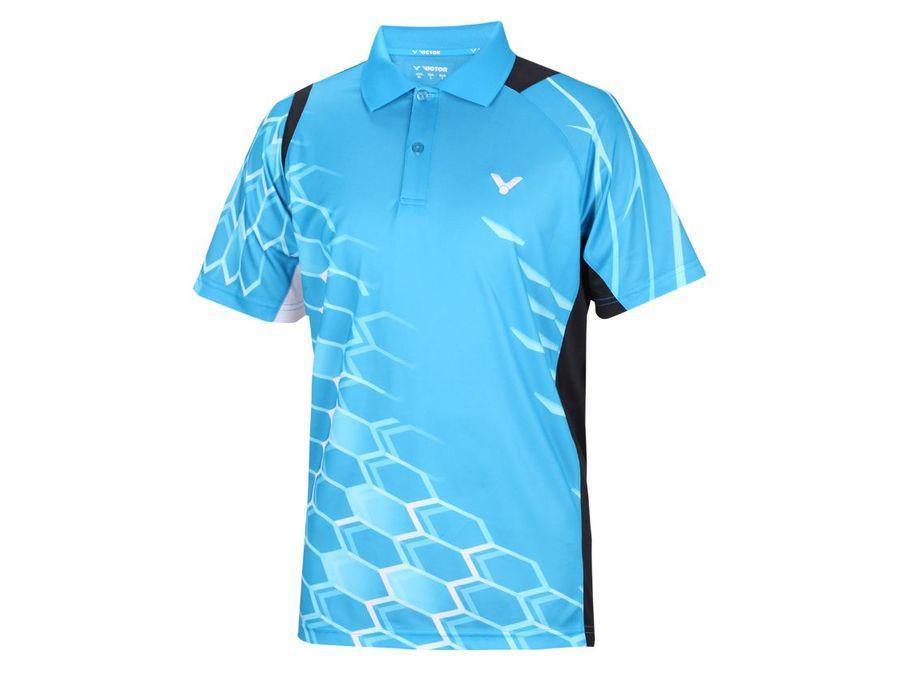Victor S5004C/M/O Unisex Collared Shirt - Yumo Pro Shop - Racket Sports online store - 2