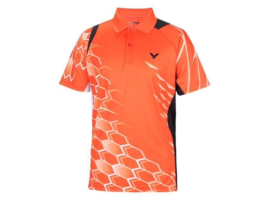Victor S5004C/M/O Unisex Collared Shirt - Yumo Pro Shop - Racket Sports online store - 3
