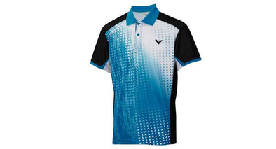 VICTOR S-4004M UNISEX COLLARED SHIRT - Yumo Pro Shop - Racket Sports online store