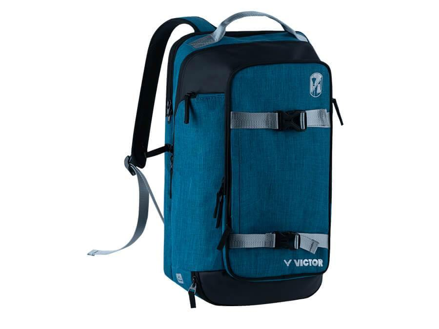 Victor BR3023 FC Backpack [Petrol Blue/Black] 2020Victor - Yumo Pro Shop - Racquet Sports online store