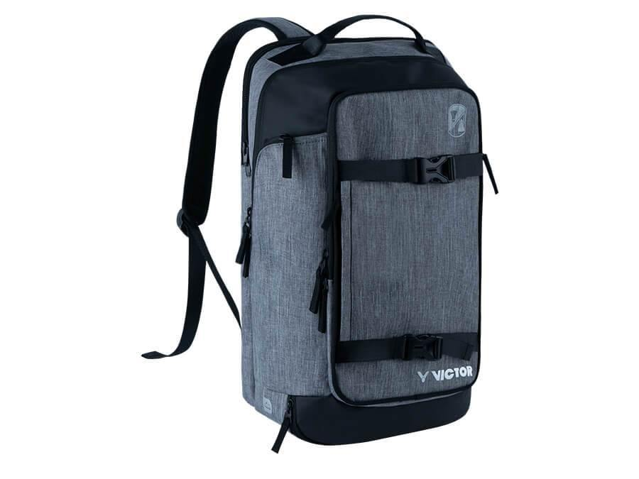 Victor BR3023 HC Backpack [Neutral Gray/Black] 2020Victor - Yumo Pro Shop - Racquet Sports online store