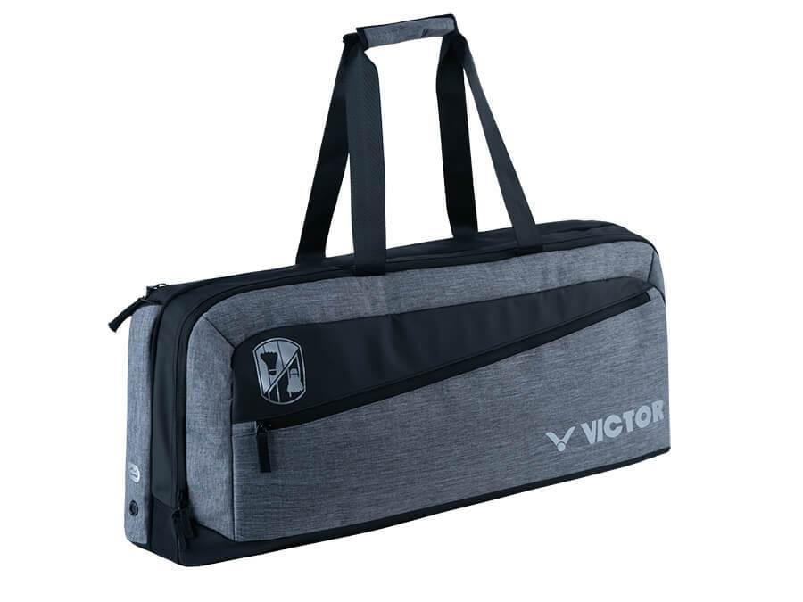Victor BR3622 HC Rectangular Racket Bag [Neutral Gray/Black] 2020Victor - Yumo Pro Shop - Racquet Sports online store