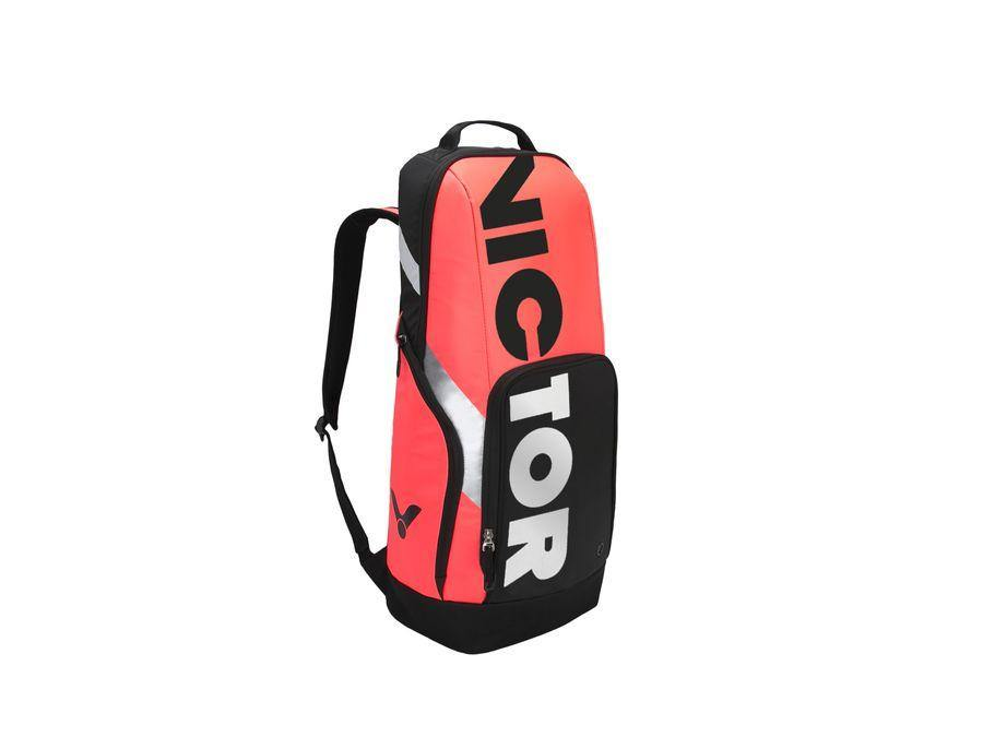 Victor BR 8018Q Backpack [Rose Red] BagVictor - Yumo Pro Shop - Racquet Sports online store