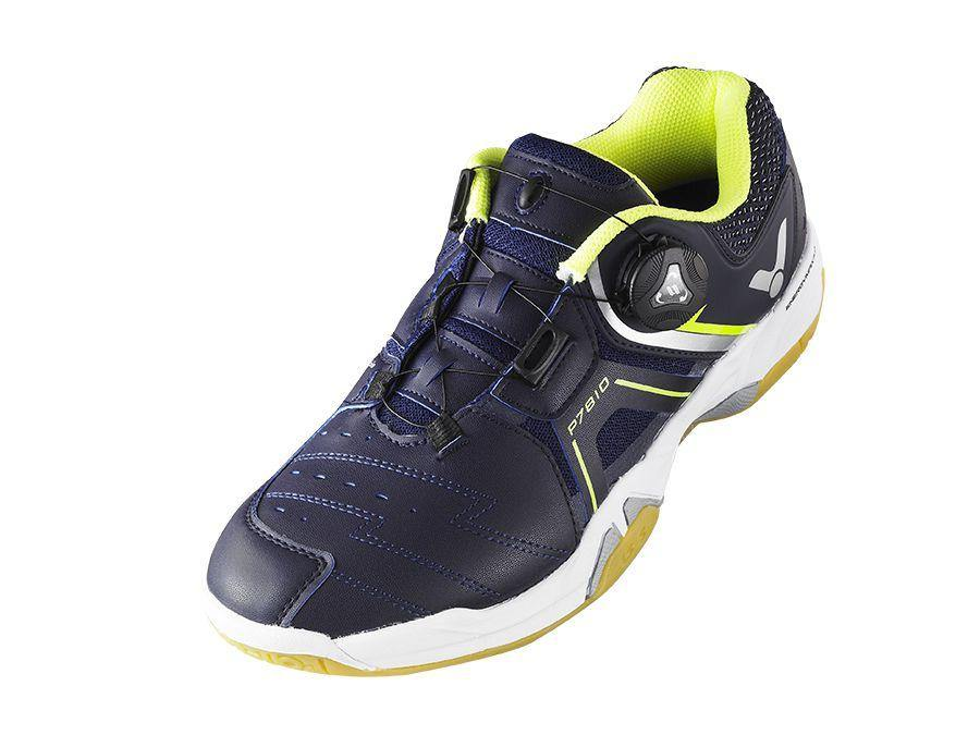 Victor P7810 Dialed in Lacing Court Shoes [Evening Blue] SaleVictor - Yumo Pro Shop - Racquet Sports online store